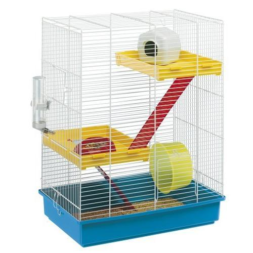 hamster tris cage