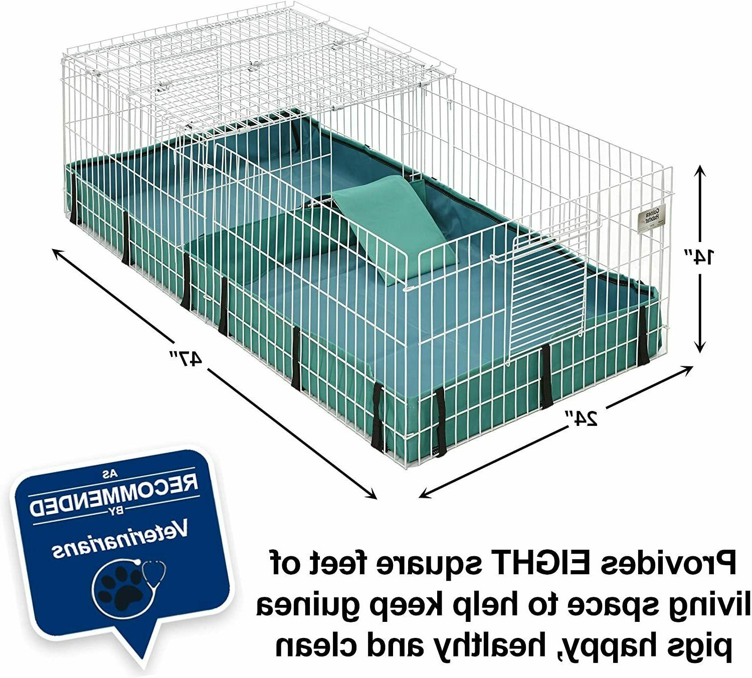 Midwest Pets Interactive Pig Cage