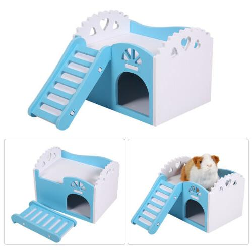 Small Animal Hedgehog Guinea W/Slide