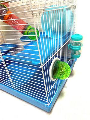 """Large 24"""" Habitat Crossover House Cage"""