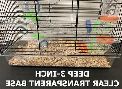 Large 5-Floor Top Hamster Rodent Gerbil Rat