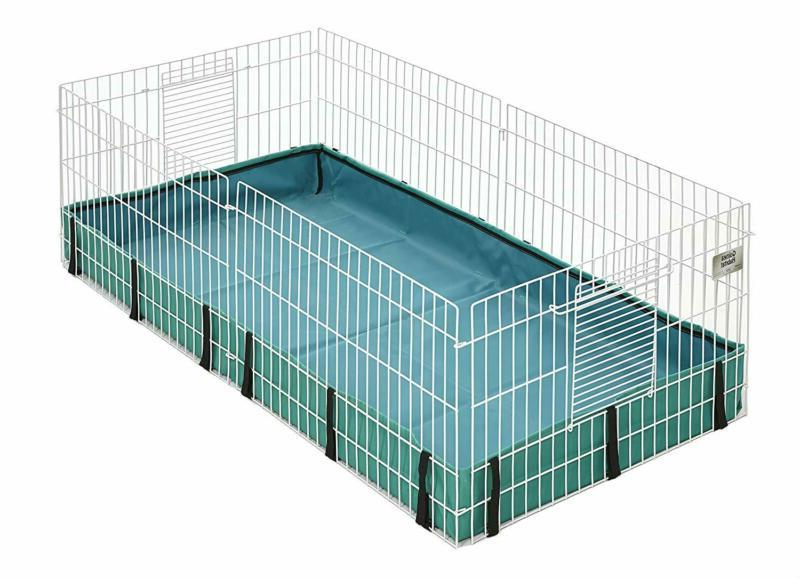 Large Cage For Pets Interactive Guinea Pig Hamster Habitat P