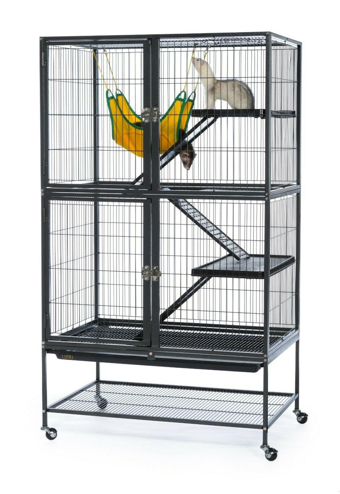 LARGE CAGE Chinchilla Rabbit Pig House Small