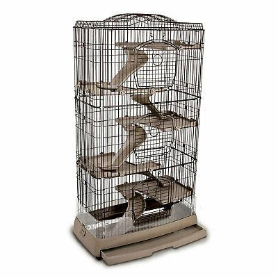level 6 clean living cage
