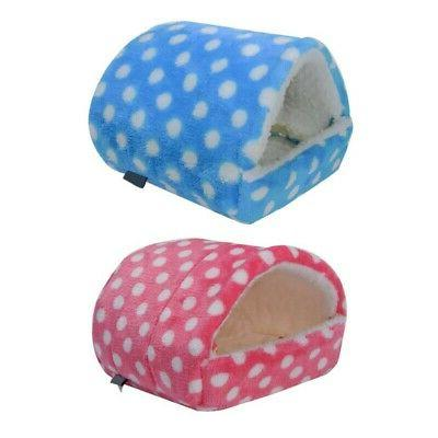 lovely guinea pig bed animal winter cage