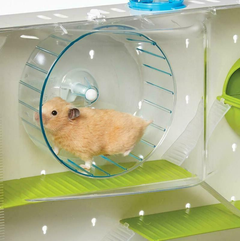 Hamster Homes For Pets Cage Arcade