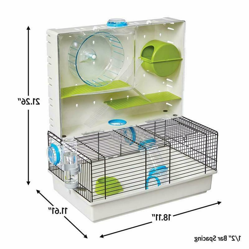 Hamster Homes Pets Cage Arcade Hamster Home