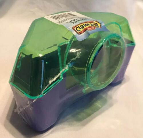 New Outhouse Green/Purplish Cage