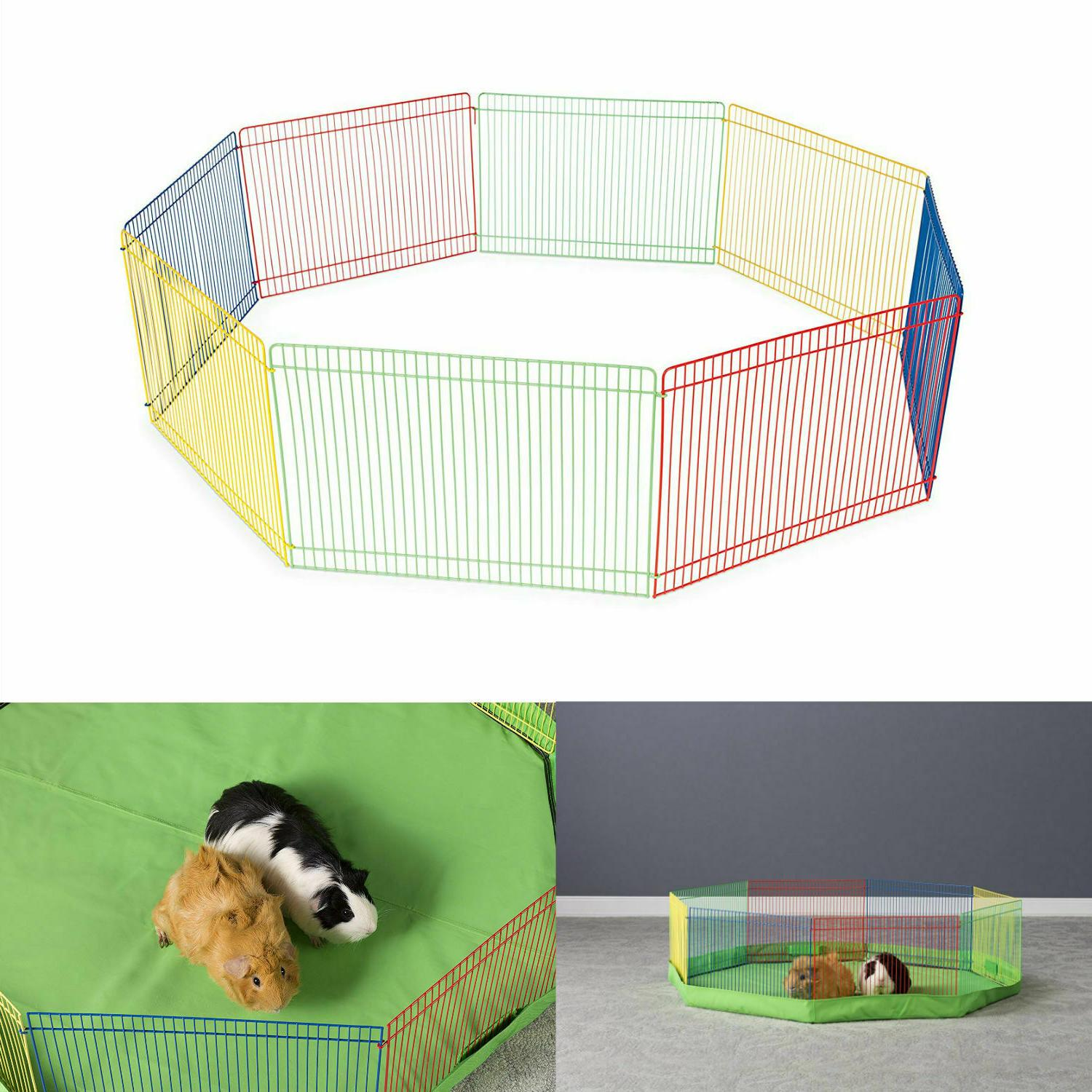outdoor pet playpen animal cage dog fences