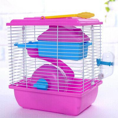 Pet Cage Transparent House Hamster