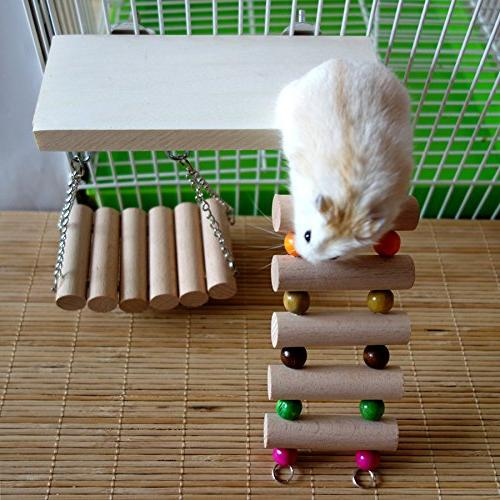 Alfie Pet Petoga Couture Swing, Platform set Mouse, Chinchilla, Rat, Dwarf