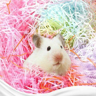 hamster play paper slip toy small animal