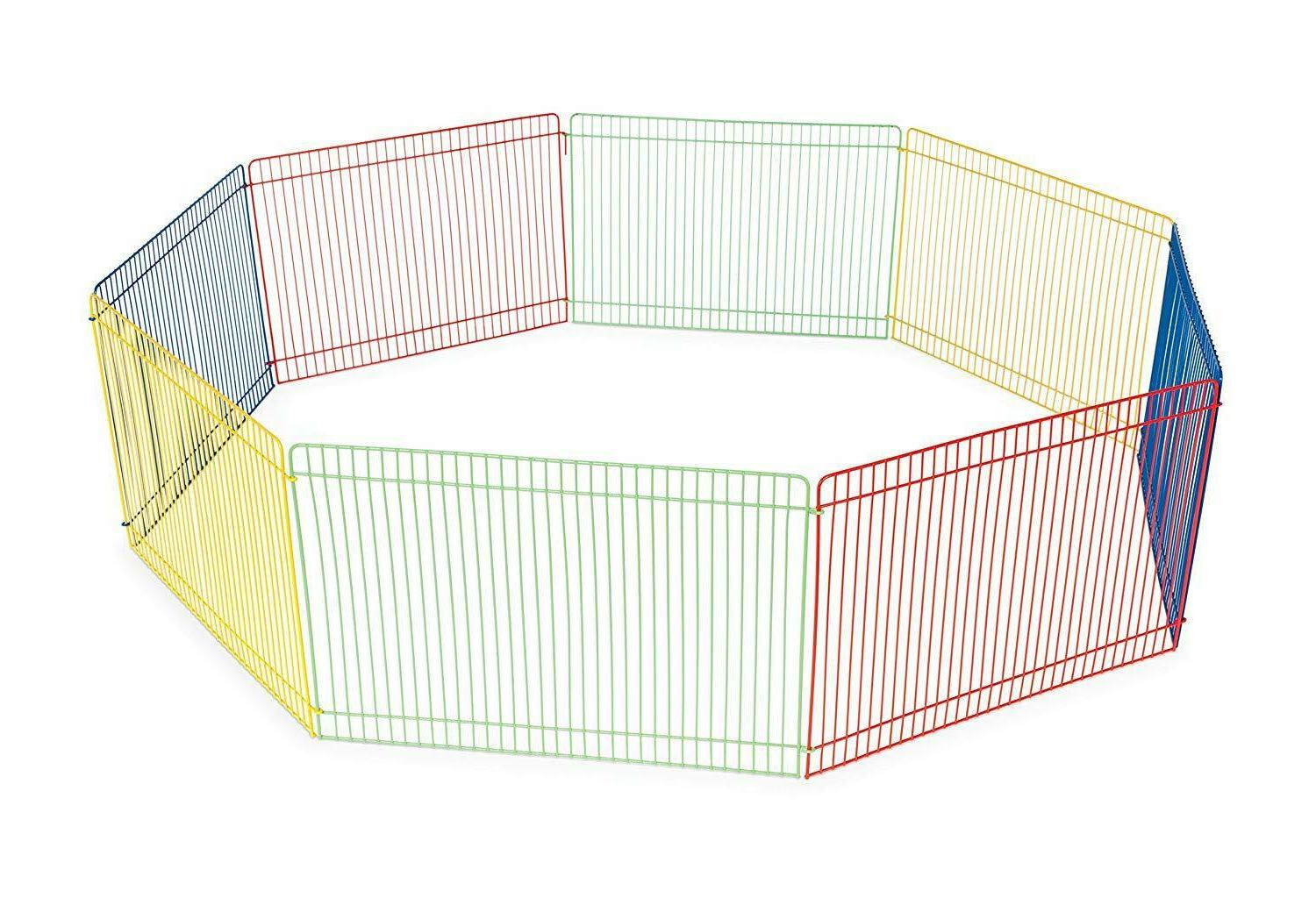 pet playpen small hamster fence cage exercise