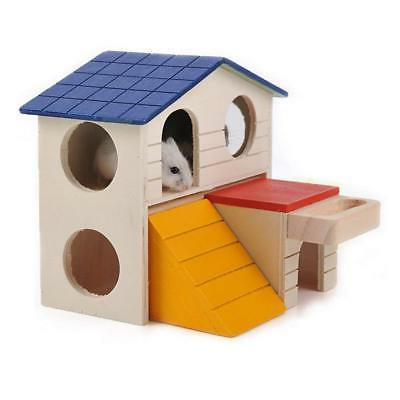 Bwogue Animal Hideout Two Hut Play