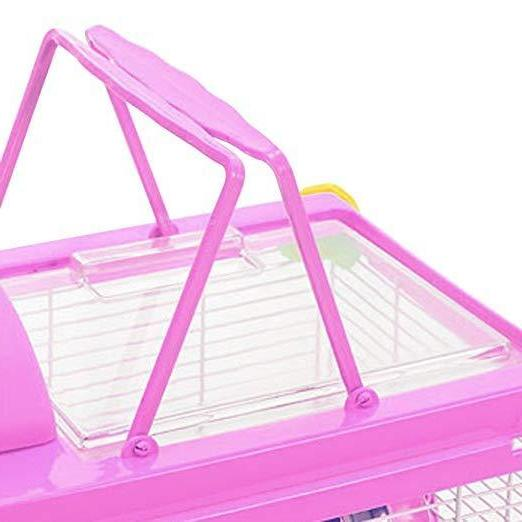 Pink Cage Hamsters