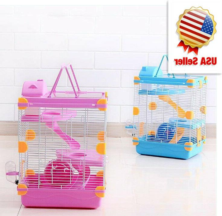 pink palace hamster cage hamster cage skylight