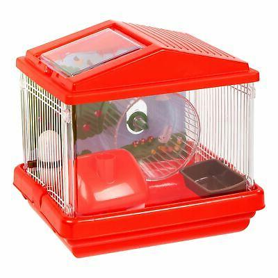 and Hamster Cage