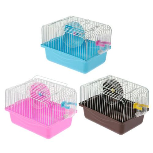 portable hamster carry case cage pet travel