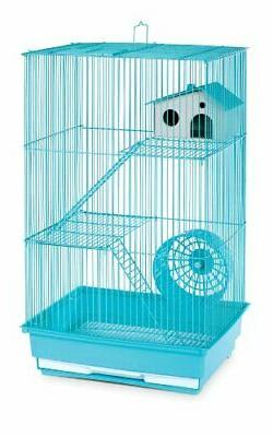 prevue pet products three story hamster gerbil