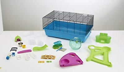 Lixit Animal Hamster Cage FREE SHIPPING