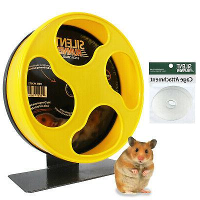 silent runner wheel 9 cage attachment durable