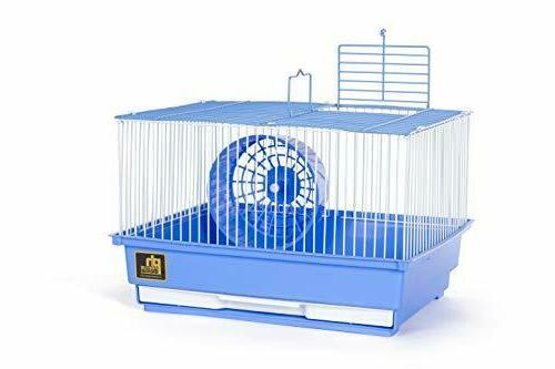 Prevue Products Hamster and Cage Blue