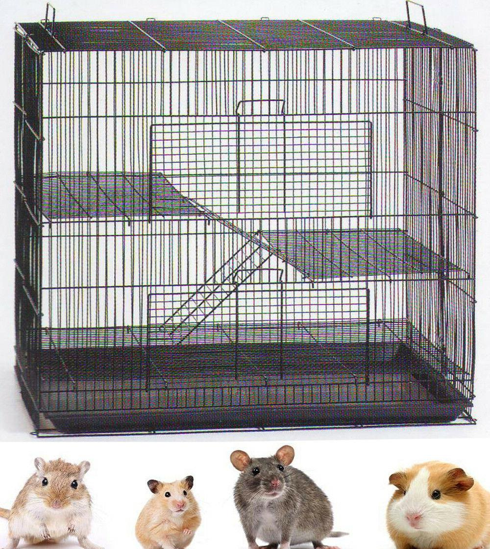 small animal cage for glider gerbil syrian