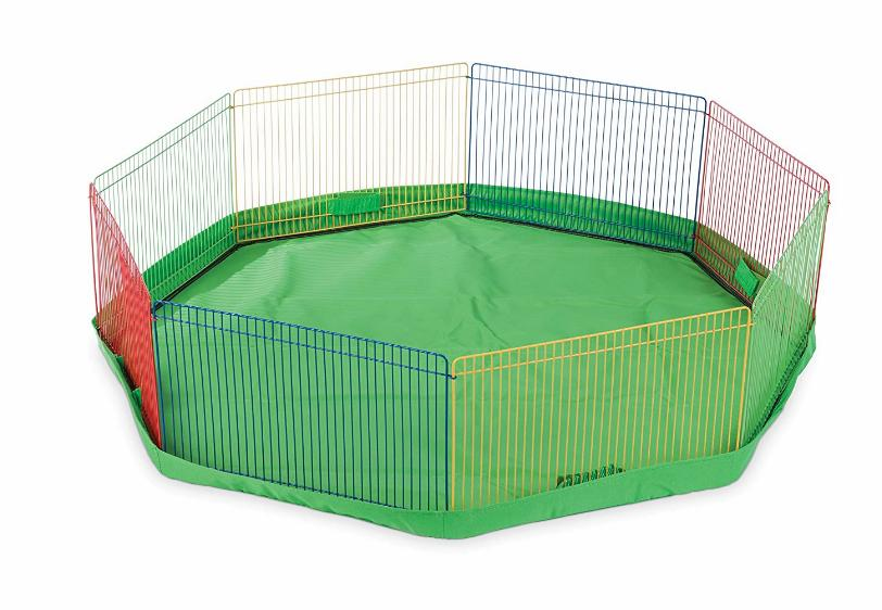 Small Guinea Pet Playpen Panel