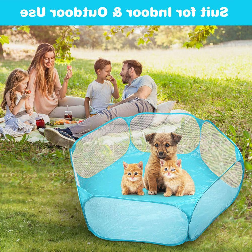 Small Tent Guinea Pig Hamster Pet Playpen Exercise