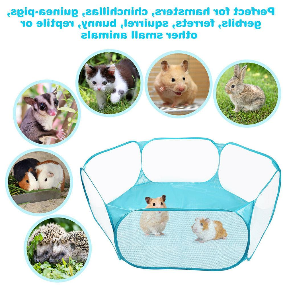 small animals cage tent guinea pig rabbits