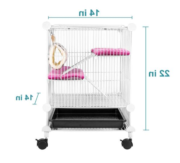 Small Indoor for Pig..etc & Stackable