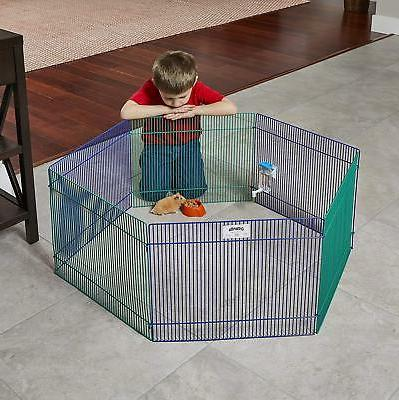 Small Play Pen Cage Hamsters