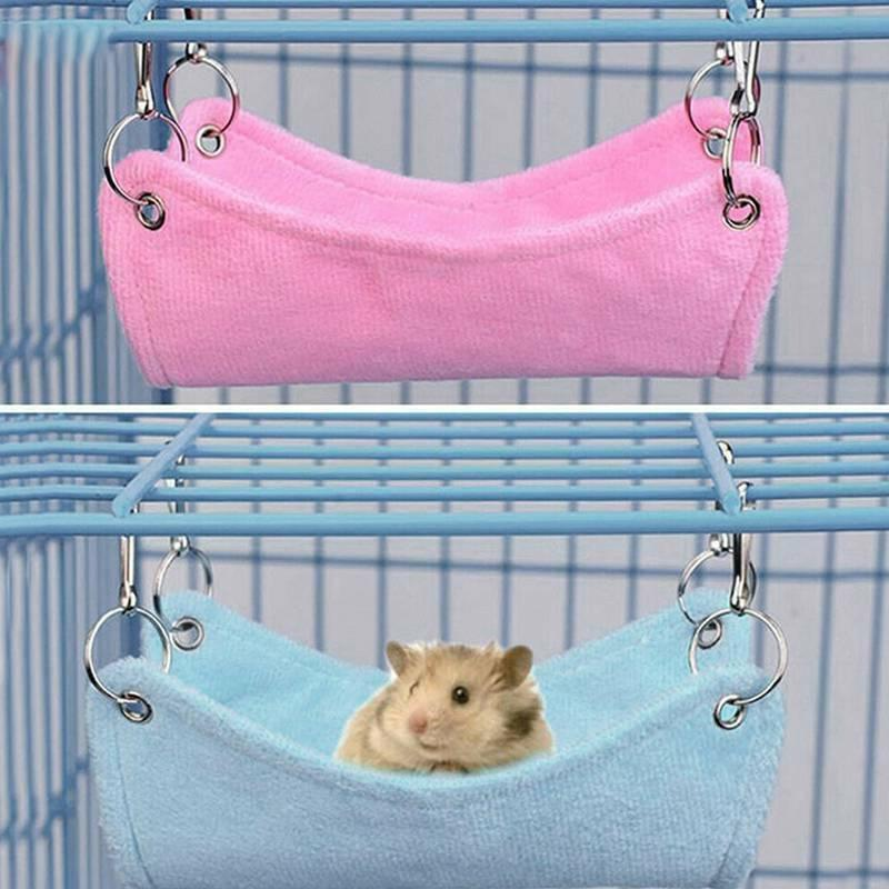 small pet bed hamster hanging house hammock