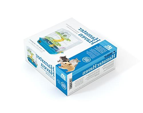 Prevue Products SP2003BLUE Hamster Haven,