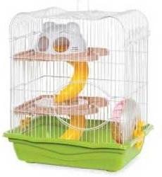 Prevue Products 4-Pack Cage, Small