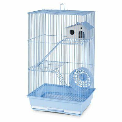 three story hamster gerbil cage