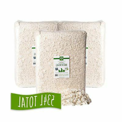 unbleached white paper bedding 178l 3 pack