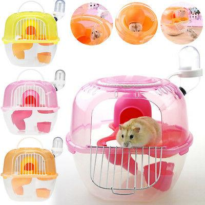 water storey cage small house 2 mouse