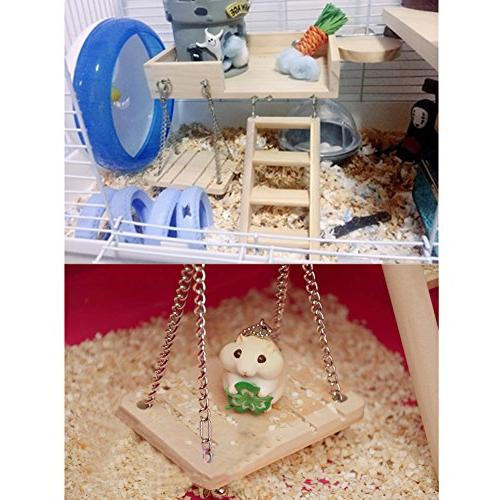 Awtang for Hamster Cage Toy for Rat Guinea Pig Squirrel Small Animal