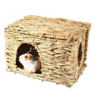 Rabbit Hamster Cage Nest House Toy