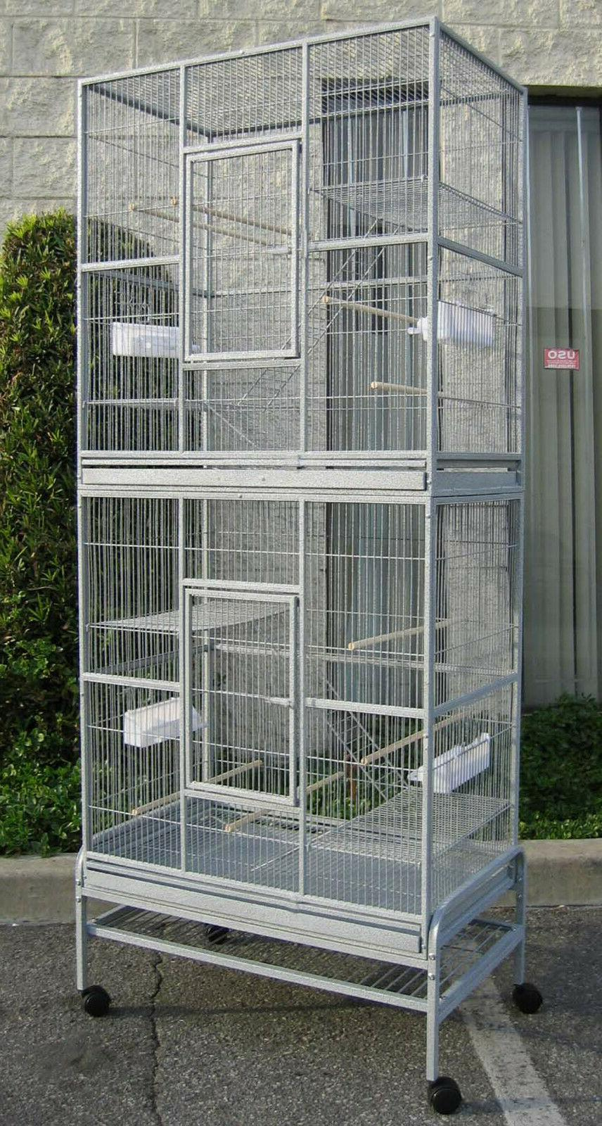 x large 76 double stackable guinea pig