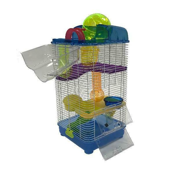 YML Clear Plastic Dwarf Mouse Ball on Top,