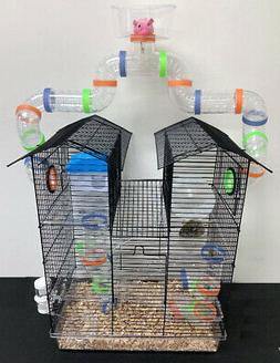 large 5 floor top watcher hamster habitat
