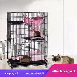 LARGE FERRET CAGE Chinchilla Rabbit Hamster Guinea Pig House
