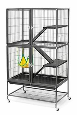LARGE FERRET CAGE Rabbit Hamster Guinea Pig House Small Pets