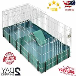 Large Interactive Pet Cage and Accessories Habitat Dwarf Ham