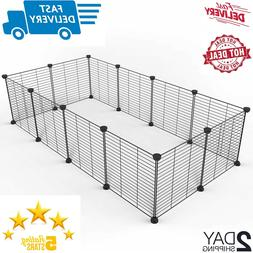Large Interactive Pet Cage Guinea Pig Hamster Hedgehog Rabbi