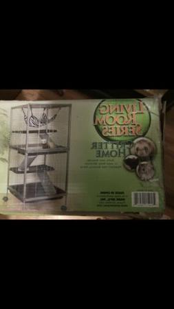Ware Living Room Series Critter Ferret Home