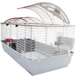 Living World Deluxe Habitat Small Animal Cage - Size: Large