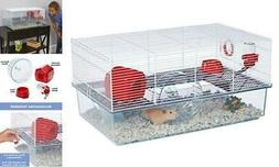 MidWest Critterville Brisby Large Hamster Cage Home House +